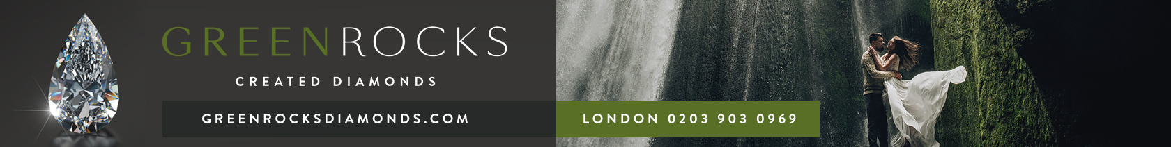 GR Web Ad Banner London