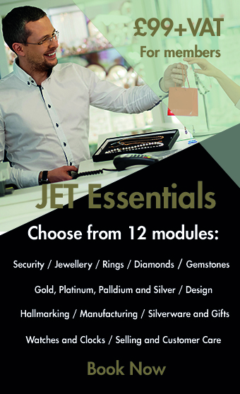 JET essentials web banner