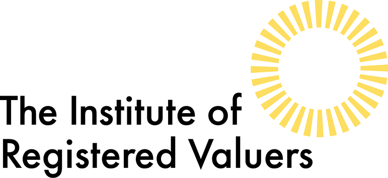 Registered valuers logo