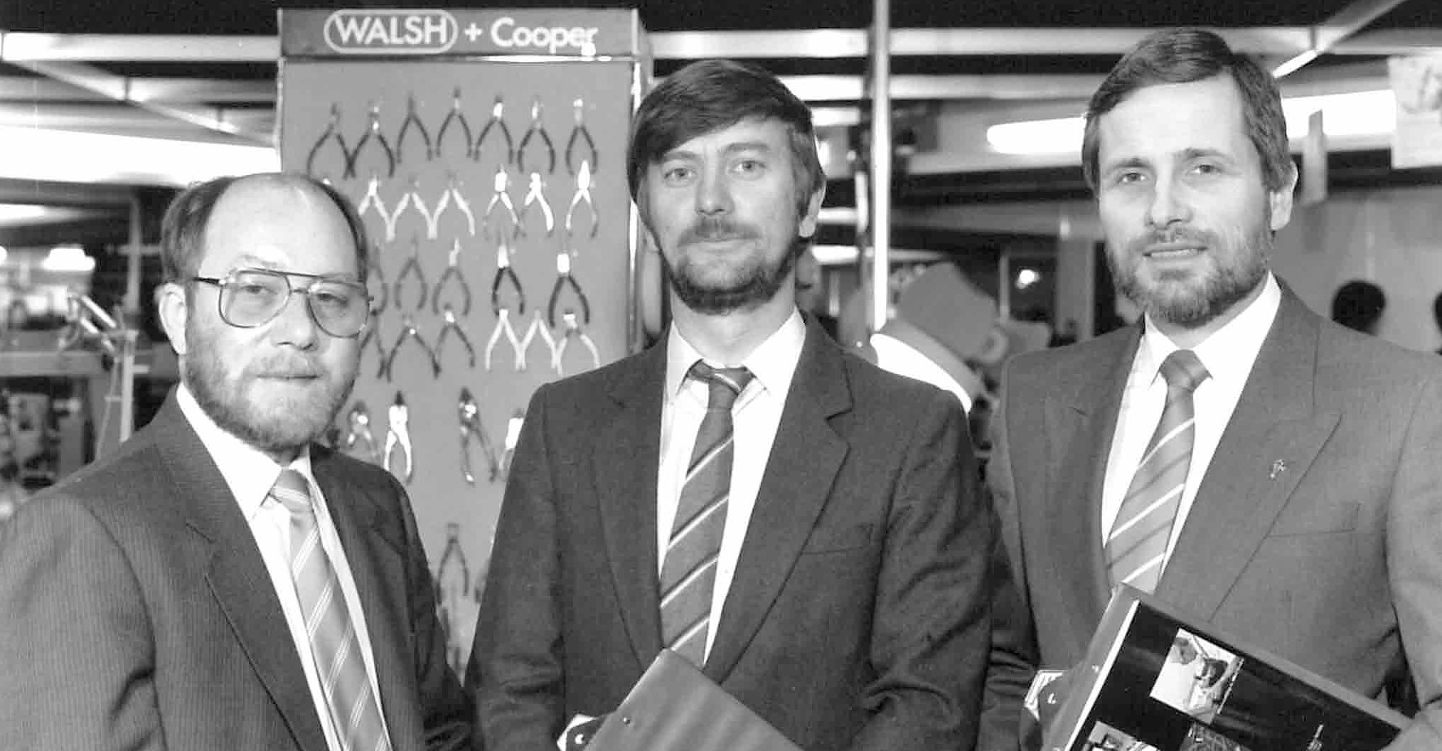 12 HSWalsh-Joint-CEOs-Patrick-Sheehan-And-Mike-Eyers-At-The-Show-Circa-1986