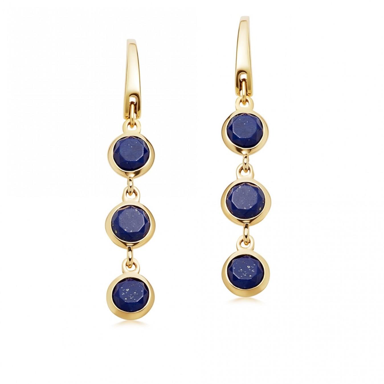 Astley-Clarke-Stilla-Triple-Lapis-Lazuli-Drop-Earrings-Yellow-Gold-(Vermeil)-45003YBEE
